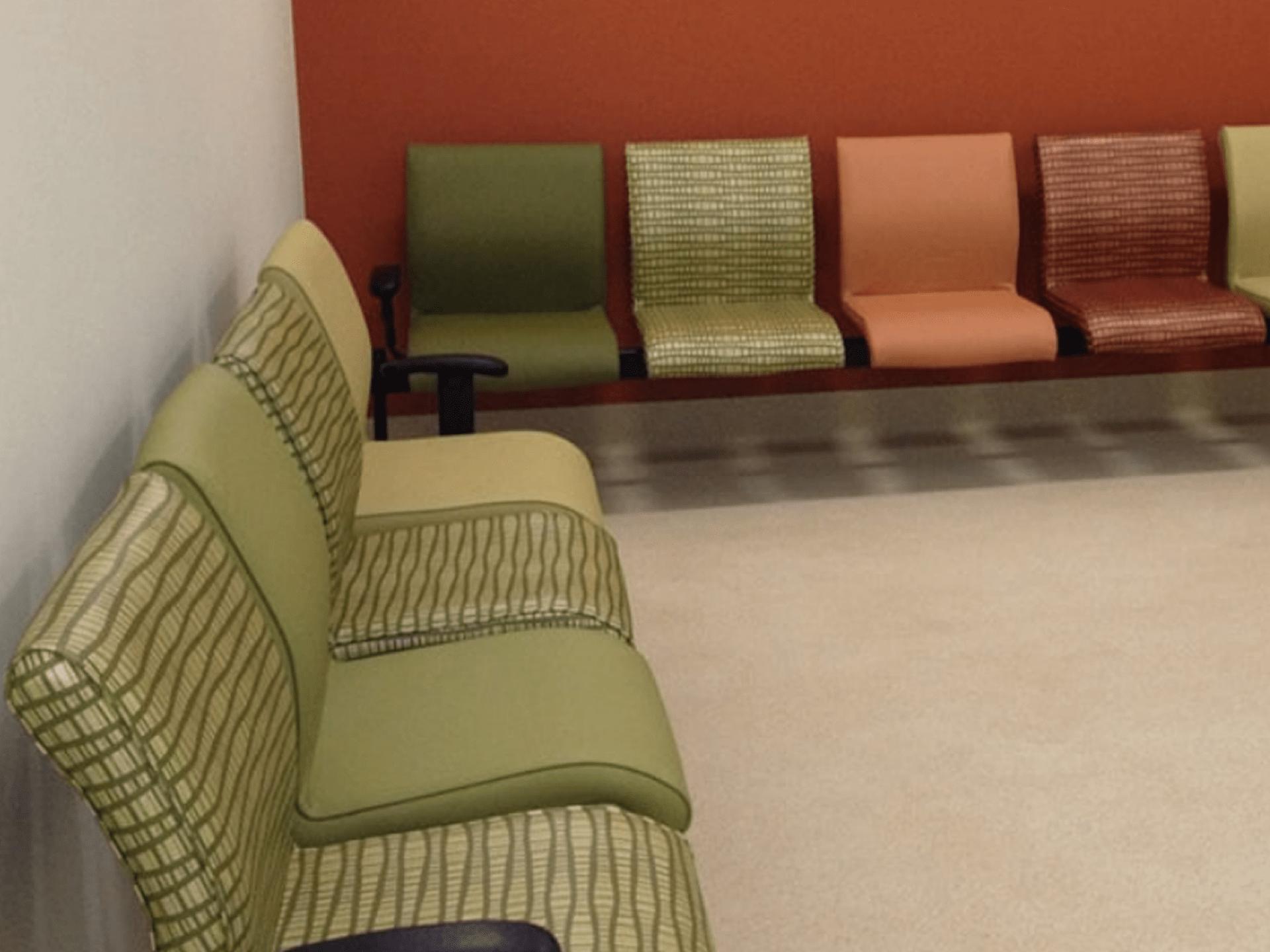 Kalgoorlie Hospital Main Waiting Room